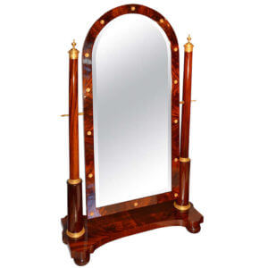 French Empire Cheval Mirror