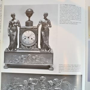 Allegory of Astronomy Clock