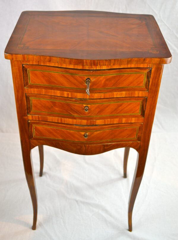 French Occasional Chest