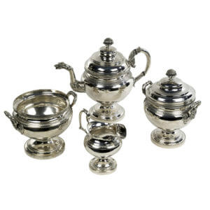 Edward Lownes Tea Coffee Set