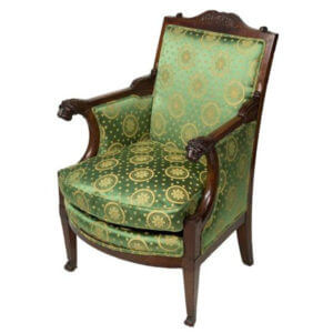 Period French Empire Armchair