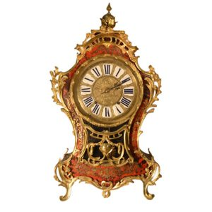 Louis XV Boulle Bracket Clock