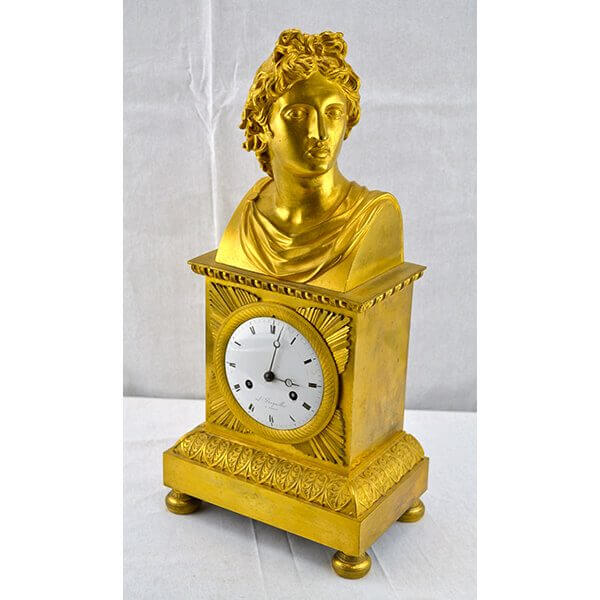 Empire Apollo Belvedere Clock