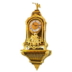 Boulle Cartel Clock