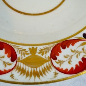 Hand Painted Worcester Plates