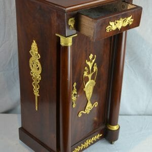 Empire Bedside Table