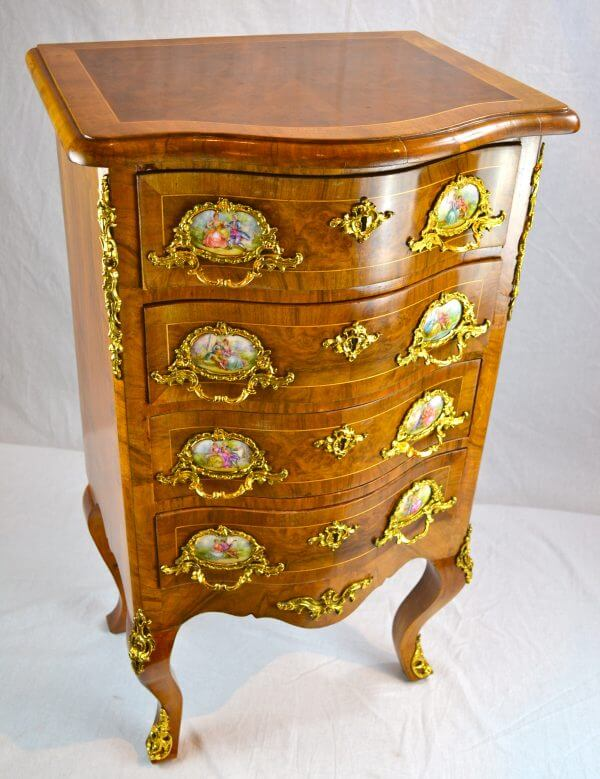 Louis XV Style Chest