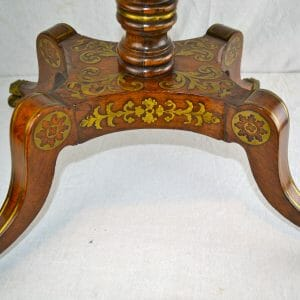 Period Regency Occasional Table