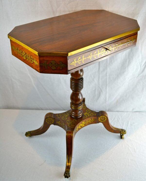 Regency Occasional Table