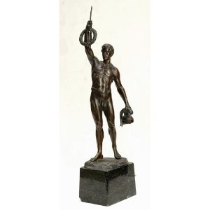 Bronze by Hans Keck