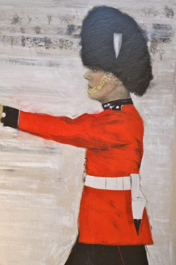 Jane Adams Queens Guard Series