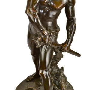 Antique Statuary/Bronzes