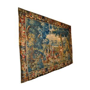 Antique Carpets and Tapestries